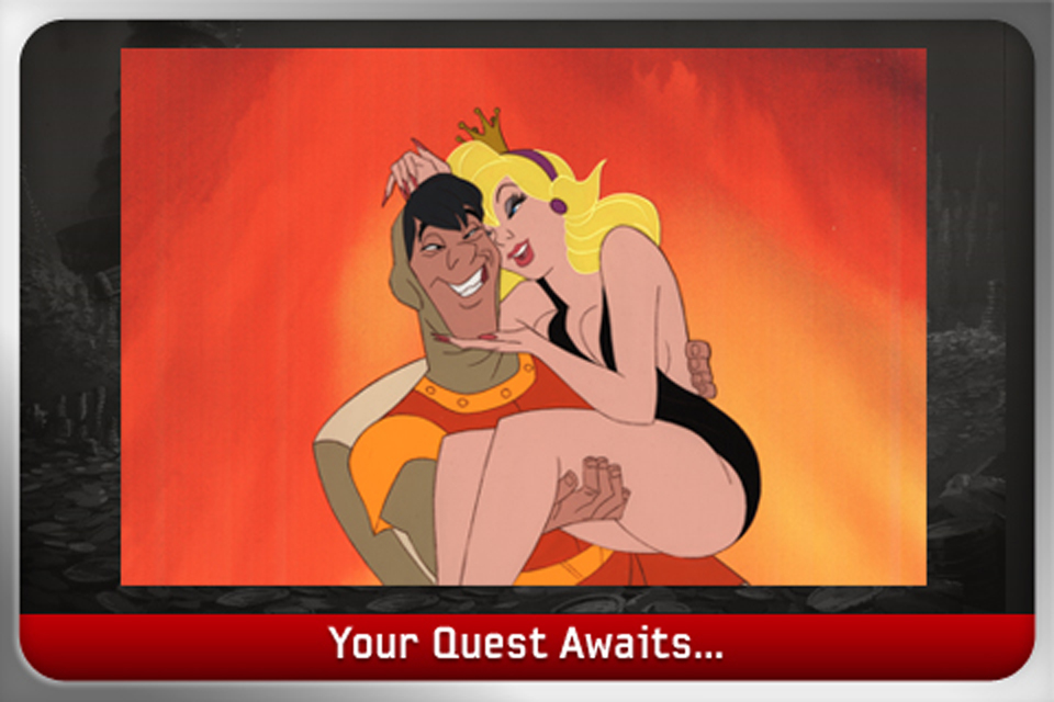 Screenshot Dragon's Lair Review