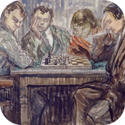 Chess Problems by World Champions: Memphis Chess Club